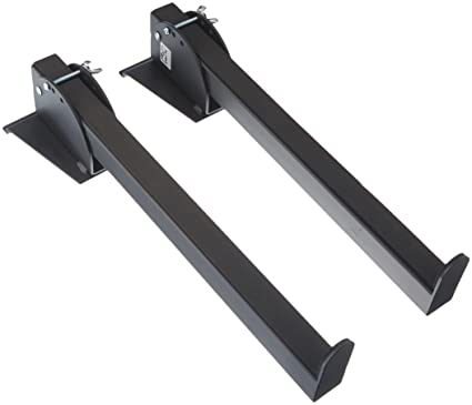 Ingles Products SA-307 Keyboard Display Arms for Slatwall