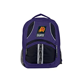 NBA Capitán mochila - C11NBAC02511021RTL, Measures 18.5-inches Height, 13-inches Length and 8-inches Width, Púrpura/Negro: Amazon.es: Deportes y aire libre