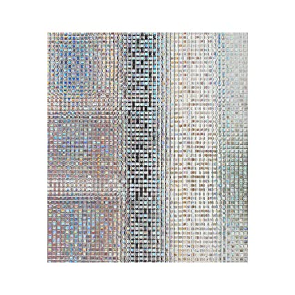 amazon com mosaic window film frosted privacy glass covering door Smart Glass Windows for Home mosaic window film frosted privacy glass covering door window tint peel and stick stickers static heat