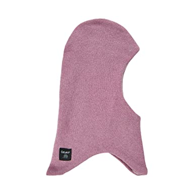 15d9a6eb2e6 Amazon.com  CeLaVi by Scandinavian Kidz Kids Merino Wool Balaclava Double  Layered  Clothing