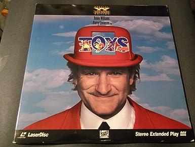 Amazon Com Toys Robin Williams Joan Cusack Robin Wright Barry