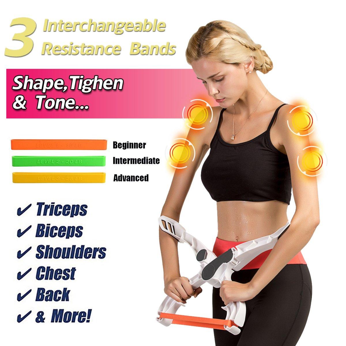 el mejor gimnasia para estilizarse los brazos