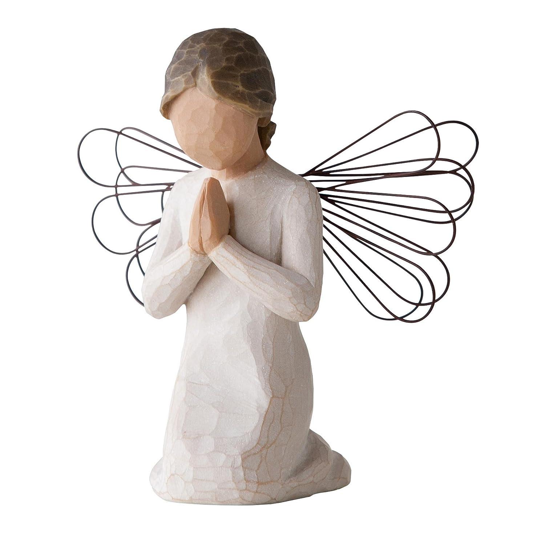 Figura ángel  willow tree rezando