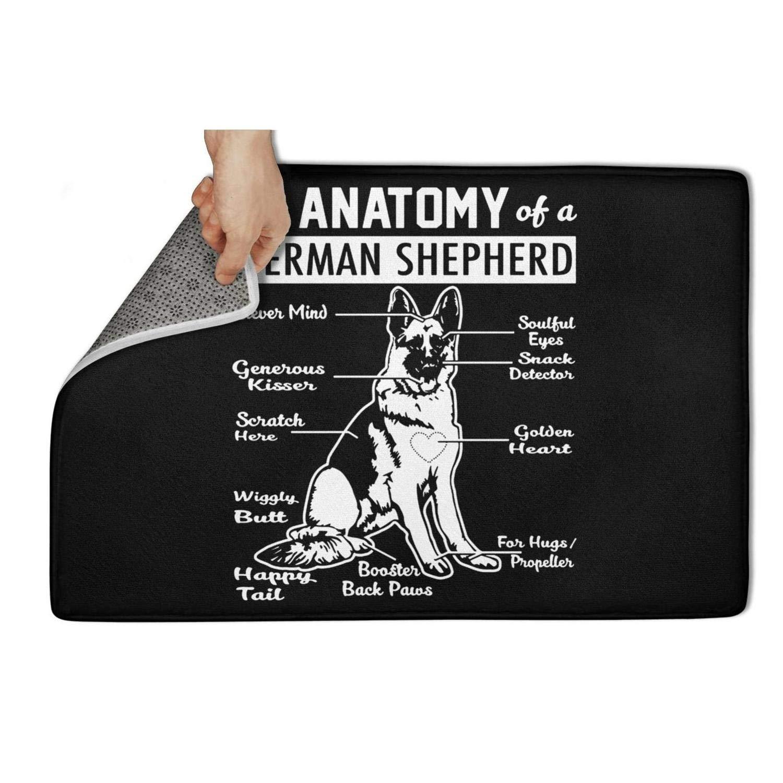 Amazon Kfadhgaf The Anatomy Of A German Shepherd Dog Funny