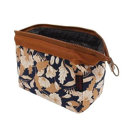 Maquillaje Bolsas, Aisprts Bolsa de viaje bolsas de cosméticos portátil, maquillaje bolsa de almacenamiento bolsa de aseo neceser de maquillaje, para ...