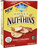 Blue Diamond Growers - Honey Nut Thins Honey Cinnamon - 4.25 oz (pack of 2)