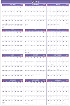 Calendrier 2021 Open Office Amazon.: 2021 Yearly Wall Calendar   2021 Wall Calendar with