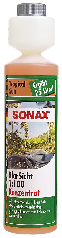 SONAX 375141 - Limpiador Transparente Concentrado 1:100: Amazon.es: Coche y moto