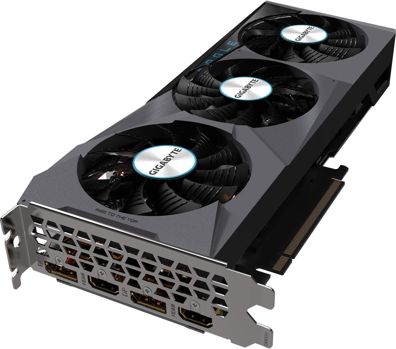 Tarjeta gr/áfica GeForce 8 GB Gigabyte RTX 3070 Eagle OC