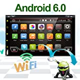 "Amazon Price History for:Best Wifi Model Android 6.0 Quad-Core 6.95"" Full touch-screen Universal Car DVD CD player GPS 2 din Stereo GPS Navigation free camera and map"