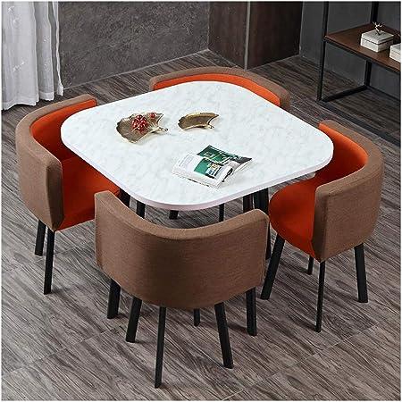 Table A Manger Et Chaises Ensemble De 4 Chaises Petite Table