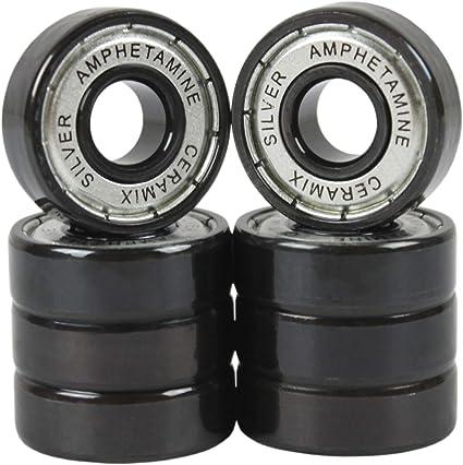 Amphetamine Ceramic Skateboard Bearings
