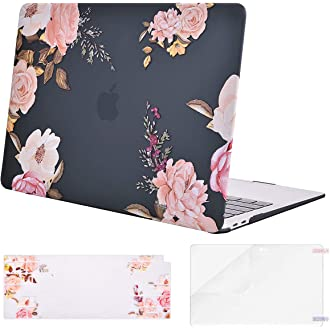 #14 MOSISO MacBook Air 13 Inch Case 2018 Release A1932 with Retina Display, Plastic Pattern Hard