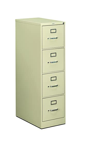 Awesome HON 4 Drawer Filing Cabinet   510 Series Full Suspension Letter File Cabinet , Amazing Ideas