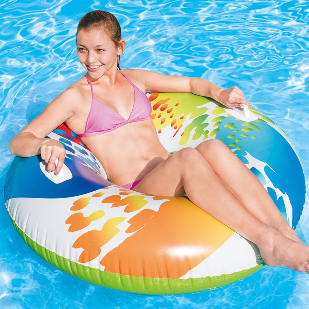 Intex Color Whirl Tube 48-Inch