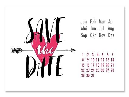 10 Save The Date Tarjetas para bodas, fecha de boda ...