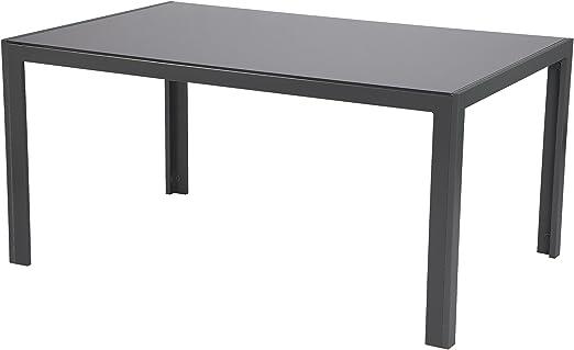 Ultranatura Tavolo da Giardino in Alluminio, Serie Korfu