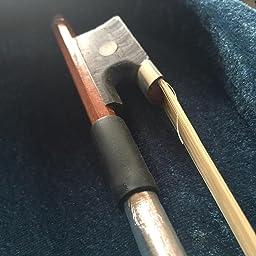 Amazon.com: Mendini 4/4 MV200 Solid Wood Natural Varnish ...