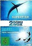 2 Doku Box - Superfish / Sharkwater [2 DVDs]