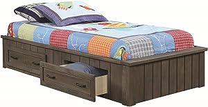 Coaster Home Furnishings Platform Bed, 42.00