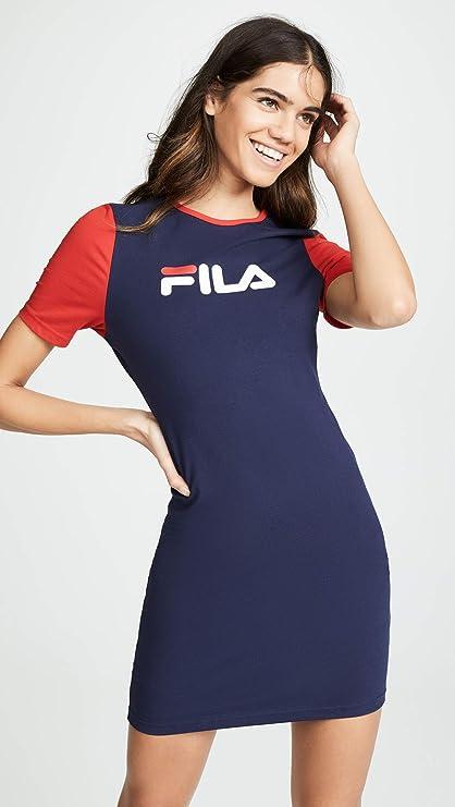 sportscene fila dresses