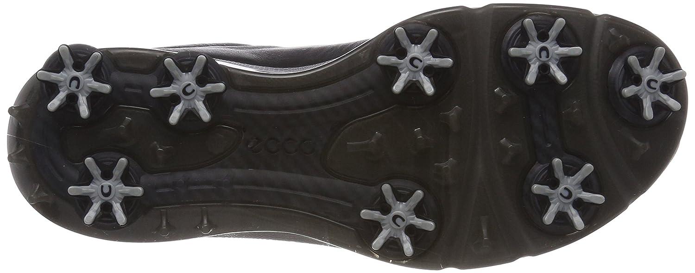 d114c5af60a Zapatillas de golf Gore-TEX sin cordones Biom G2 para hombre ECCO Negro   Negro  Transparente
