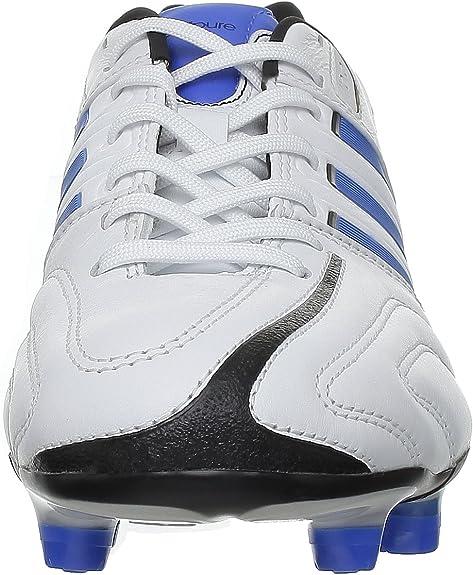 adidas Adipure 11Pro TRX FG, Botas de fútbol Unisex, Blanc ...