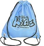 Ear Defenders For Kids EDZ Kidz Sac à dos léger bleu