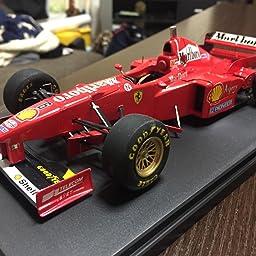 Amazon Co Jp タミヤ 1 グランプリコレクションシリーズ No 48 フェラーリ F1 00 プラモデル 048 ホビー