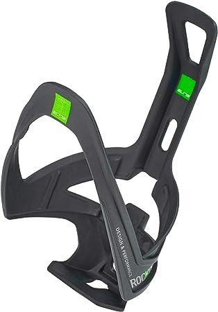 Elite Rocko - Portabidón para Bicicleta (Carbono), Color Verde ...