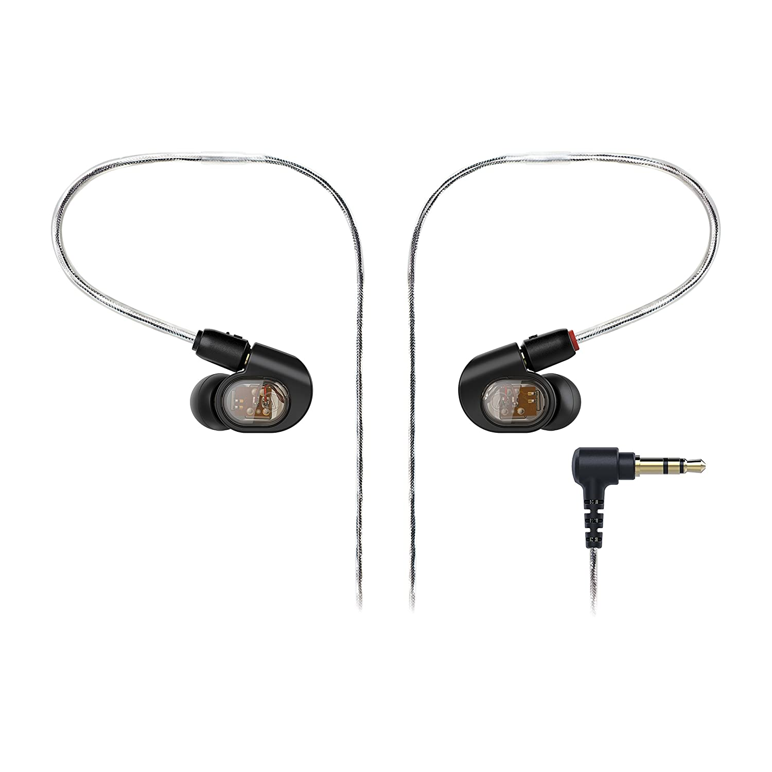 front facing Audio-Technica ATH-E70