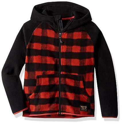 03df67215 Amazon.com   Burton Kids  Spark Full-Zip Fleece Hoodie   Sports ...