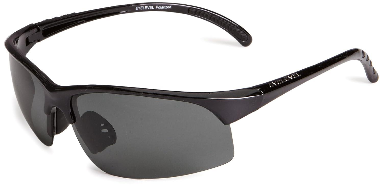f746b91d14a Eyelevel Reef Polarised Men s Sunglasses Black Green One Size   Amazon.co.uk  Clothing