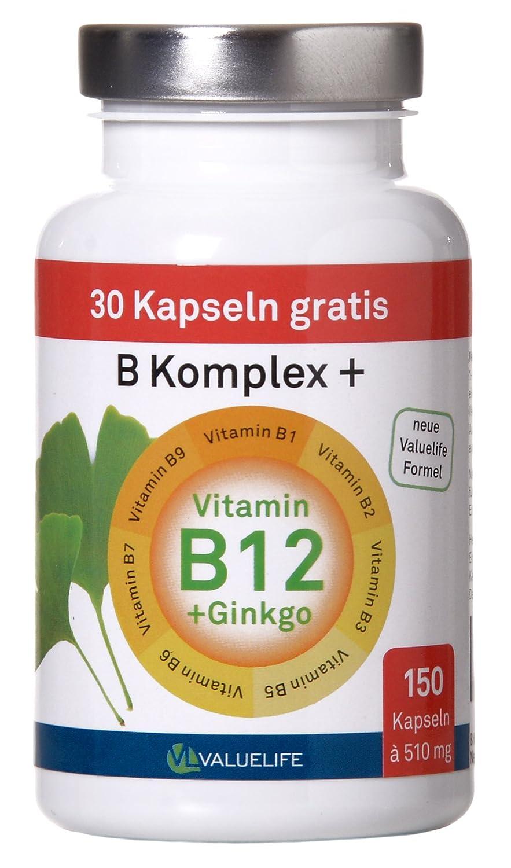 Vitamin B Komplex +
