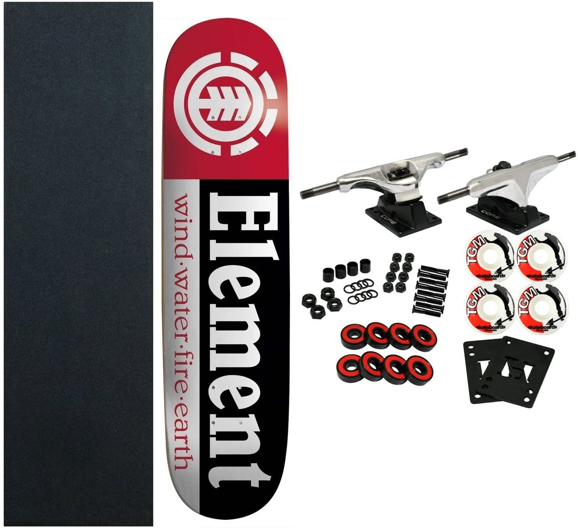 Element Section Complete Skateboard 7.75