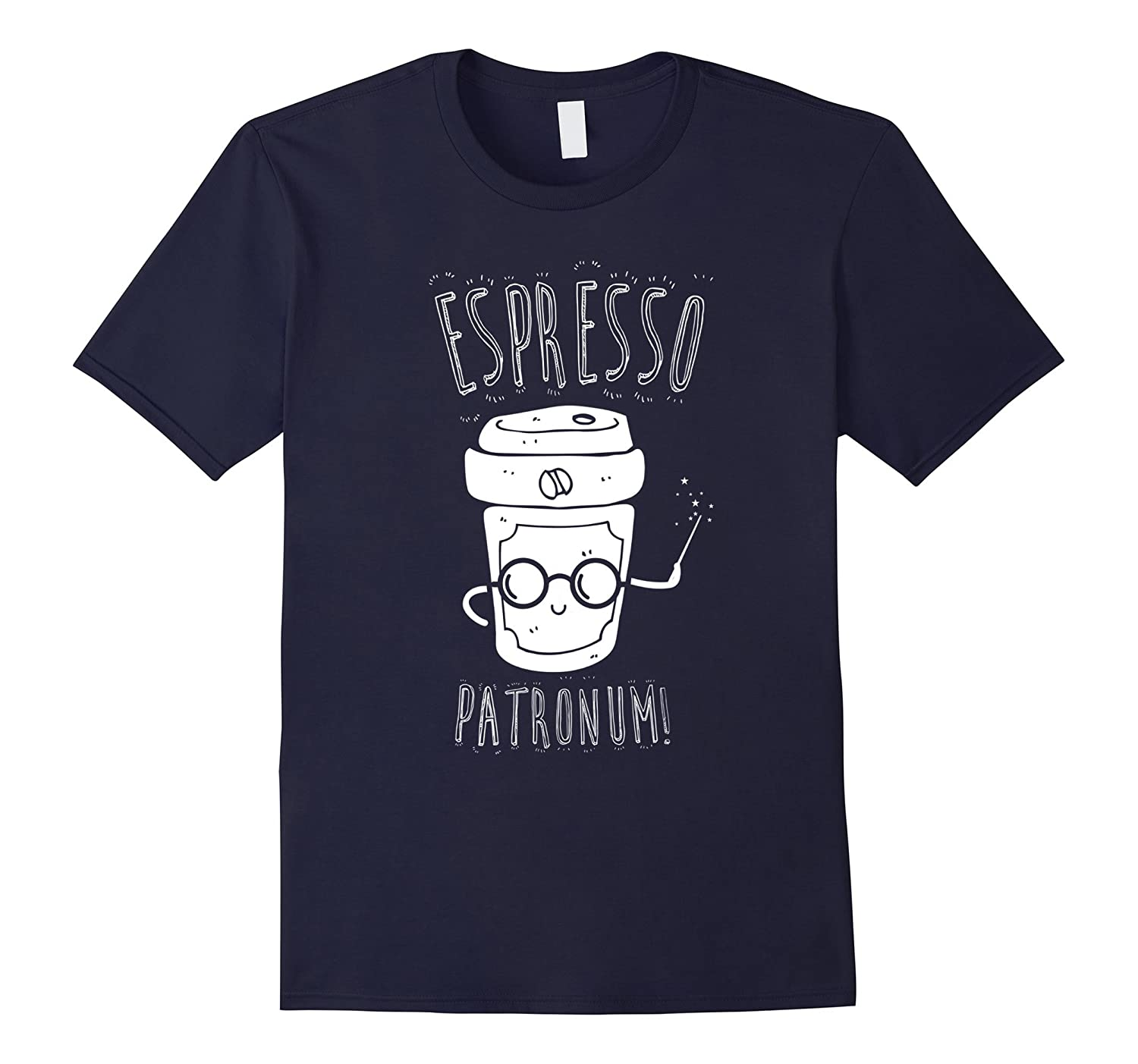 Espresso Patronum T-Shirt Design-CD