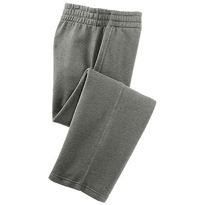 Sport-Tek - Youth Open Bottom Sweatpants. Y257