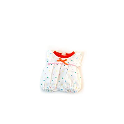 """Miniland Educational - Warm Weather Dots Pjs 8 1/4"""": Toys & Games"""