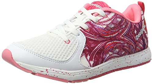 Desigual Shoes_X-Lite 2.0 P, Zapatillas de Running para Mujer, (1000 Blanco), 40 EU: Amazon.es: Zapatos y complementos