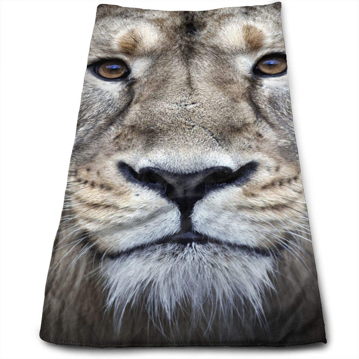 Juziwen Hand Towels Alpaca Face Towels Highly Absorbent Towels for Face Gym and Spa 12 X 27.5