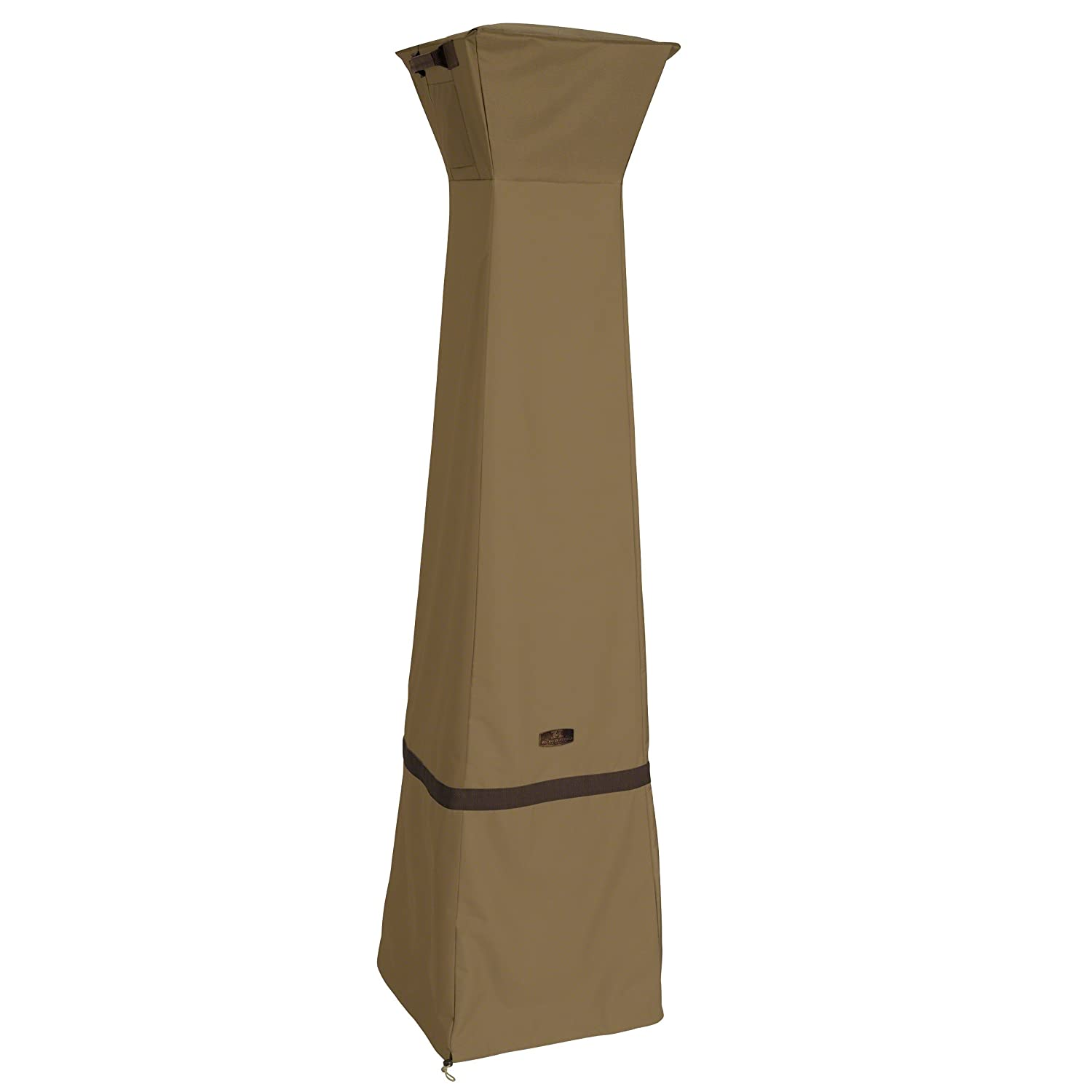 Classic Accessories Hickory Heavy Duty Pyramid Torch Patio Heater Cover-Durable and Water Resistant Patio Cover (55-336-012401-EC) 52963019629