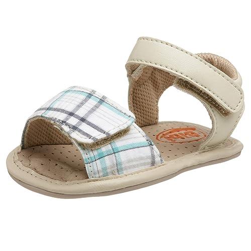 Amazon Com Bibi Infant Toddler Bi 464022 Crib Shoe Beige 19 Eu Us