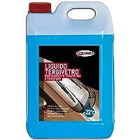 Comience líquido del limpiaparabrisas -22 5El Mantenimiento Y