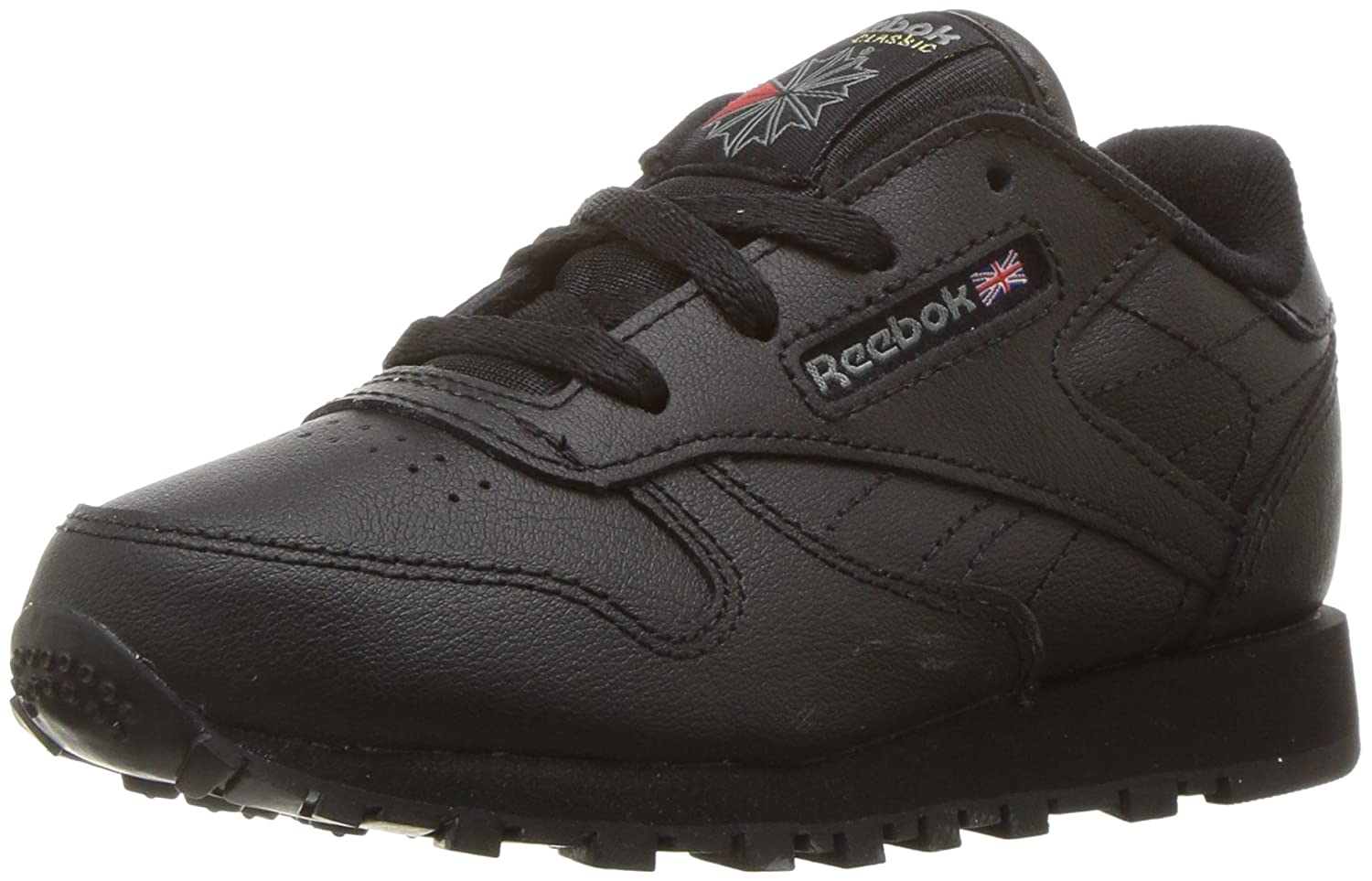 006c2972d93a8a Reebok Infant Toddler Classic Leather Sneaker