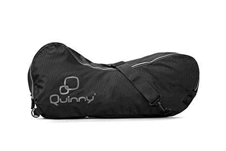 Quinny 69302970 Zapp - Bolsa para carrito de bebé, color negro