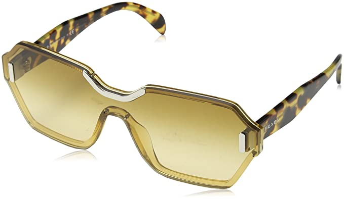 663053cd589f Amazon.com: Prada Women's PR 15TS Sunglasses 48mm: Clothing