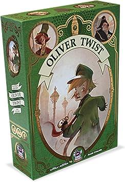 Asmodee- Oliver Twist, Juego de Mesa, Color 8896: Amazon.es: Juguetes y juegos