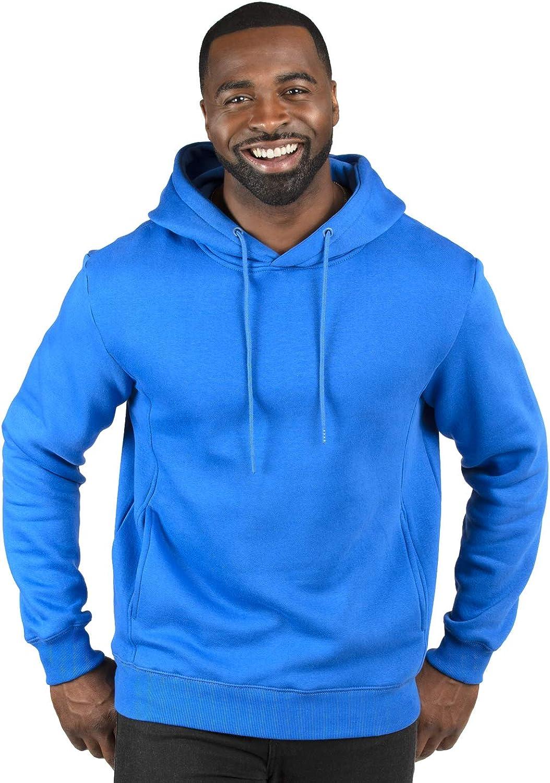 Oatmeal Heather Threadfast Apparel Unisex Fleece Full-Zip Hooded XXX-Large
