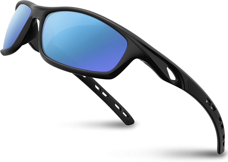 Ravs rabrille Bike Glasses Cycling Glasses Goggles Triathlon Glasses Blue