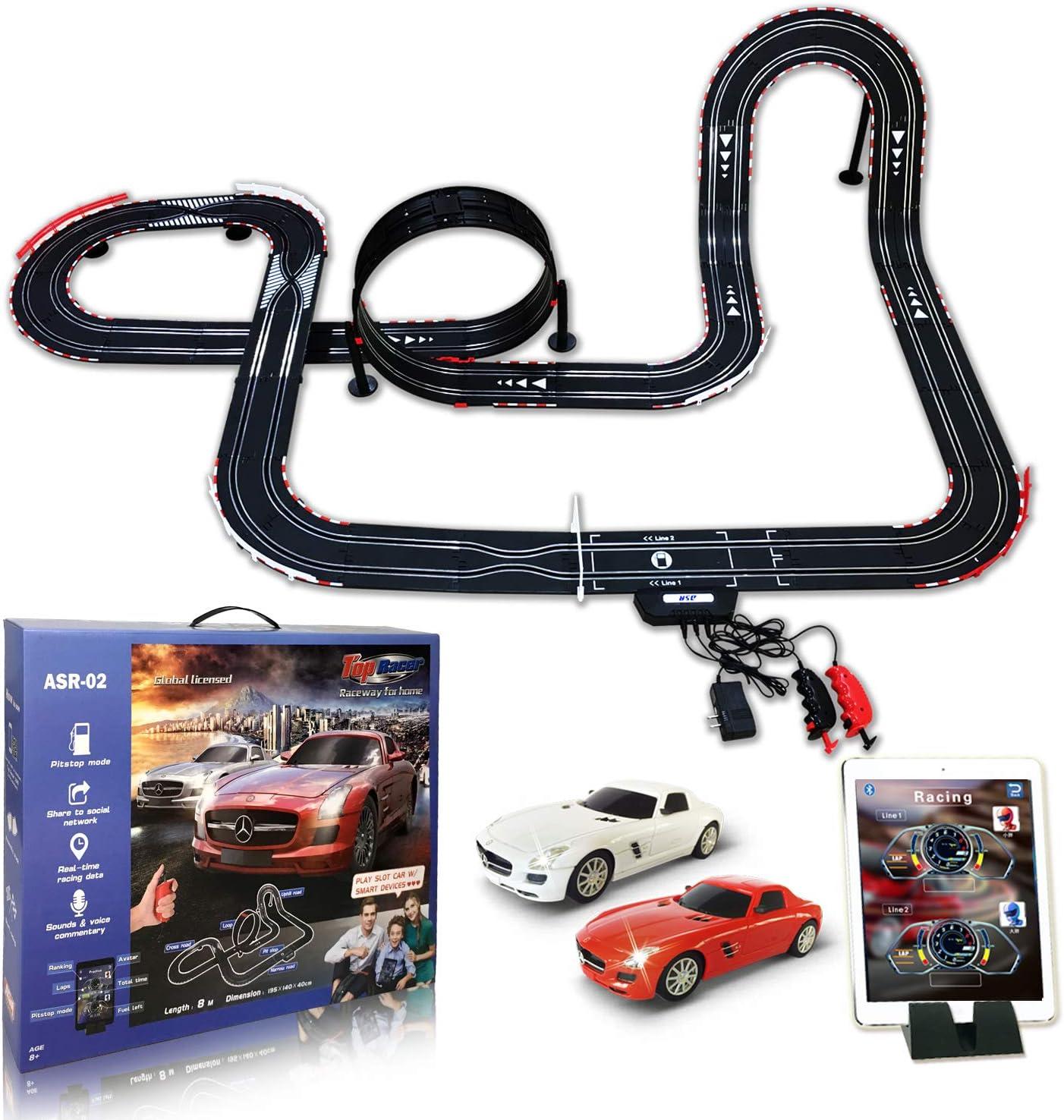 best slot car track sets